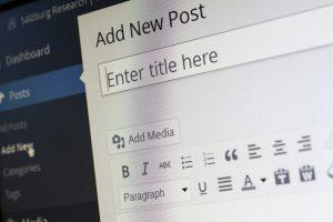 Wordpress website maken met CHvBIT
